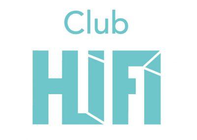 Club Hifi – logo