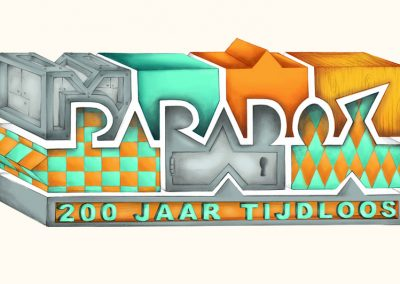 Paradox 40ste Lustrum Minerva
