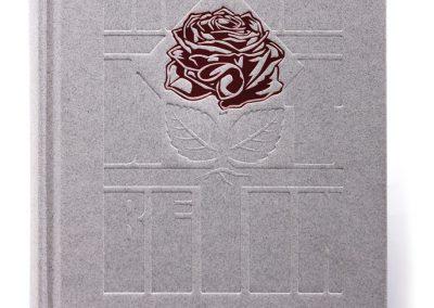 Roos uit Beton – Rene Oskam