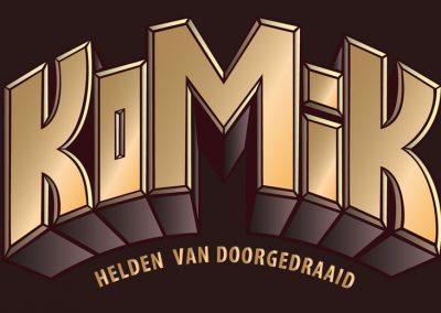 Studio-071-KoMiK-Logo