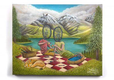Alpine Picknick